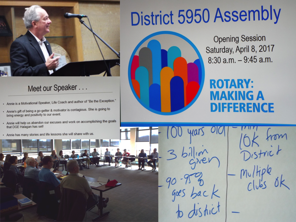 District 5950 Assembly
