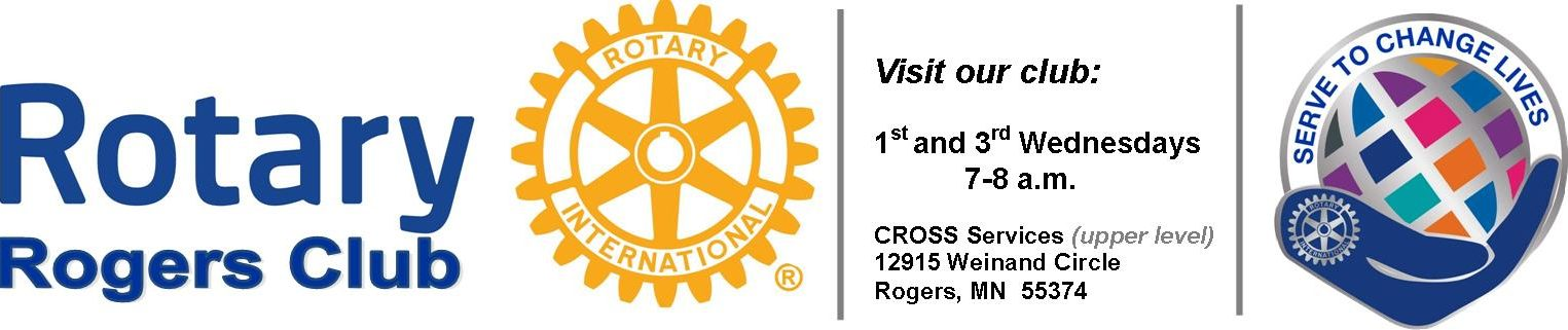 Rotary Club of Rogers, MN